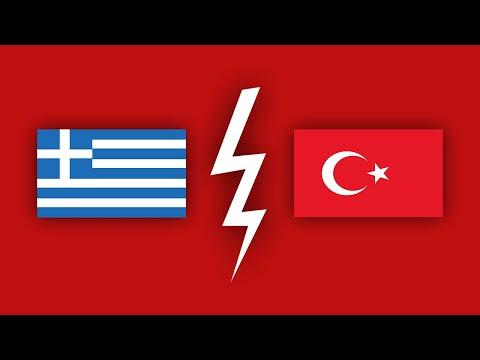 Türkiye vs Yunanistan   Savaş Senaryosu