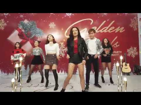 BUV Christmas Party 2017 - Golden Carols
