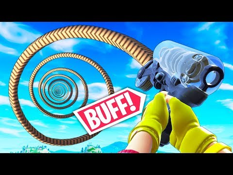*NEW* GRAPPLER RECEIVED A BUFF?!! - Fortnite Funny WTF Fails and Daily Best Moments Ep. 1135