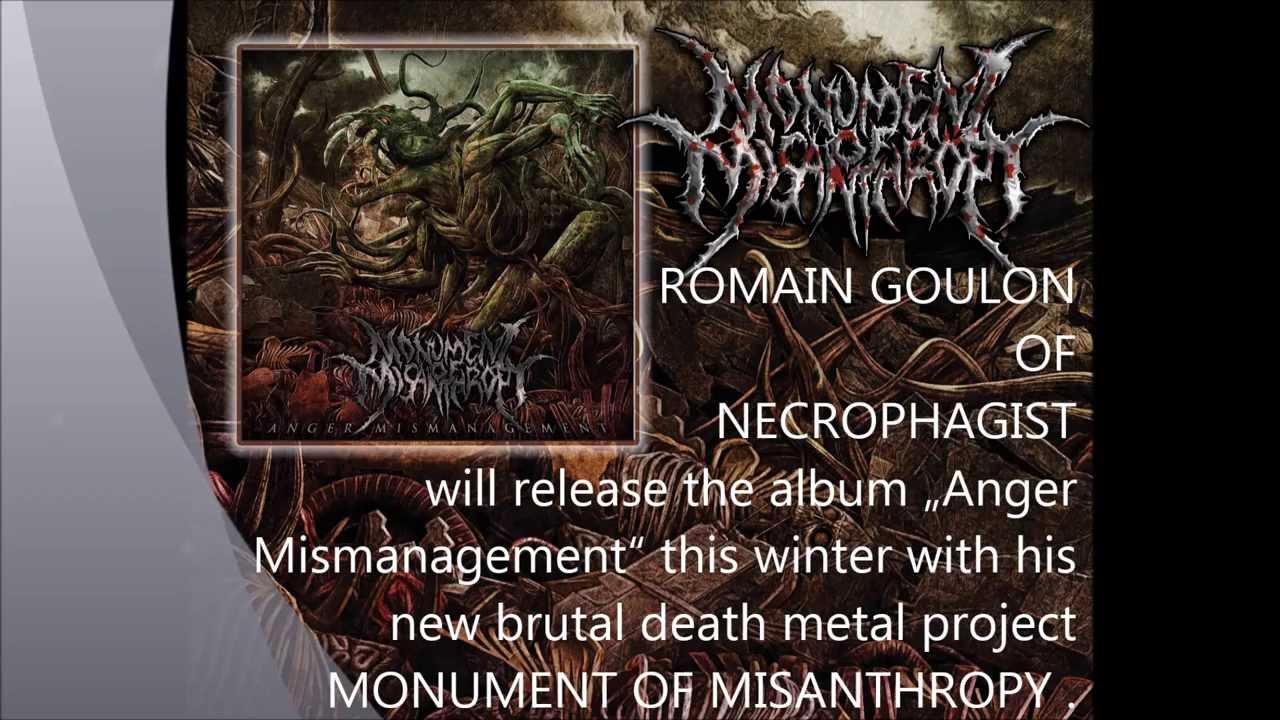 cd necrophagist