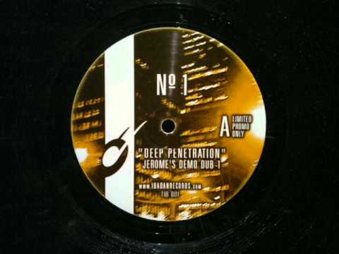 No 1.Deep Penetration.Jerome Sydenham Demo Dub.Ibadan