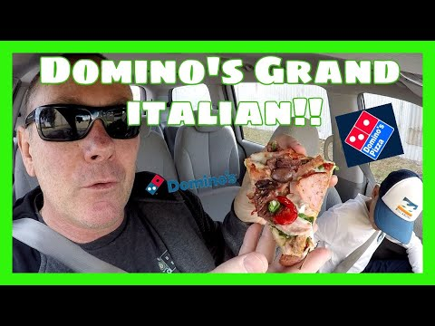 Dominos Grand Italian!!!