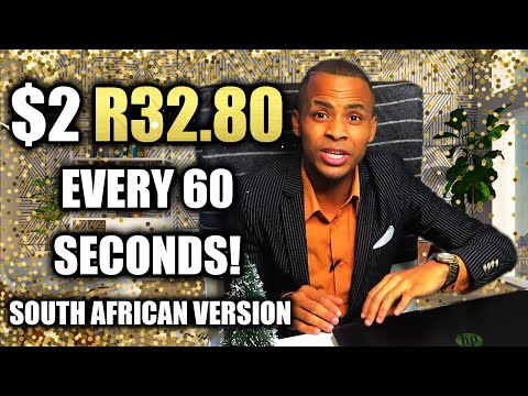 How To Make Money Online In South Africa | Make R 32 80 Every 60 seconds! With Picoworkers 2020