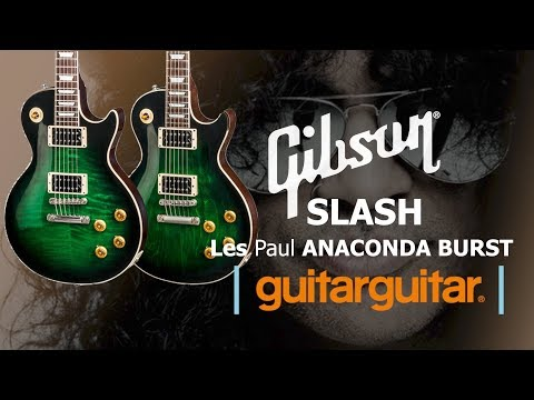 Gibson | Slash Les Paul – Anaconda Burst