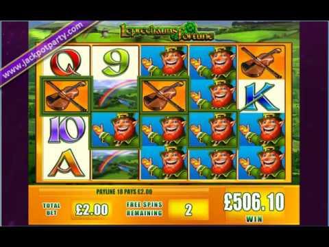 Spiele LeprechaunS Treasure - Video Slots Online