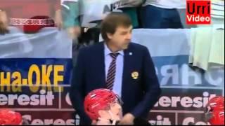 Олег Знарок и шведы! Видео! Приколы!