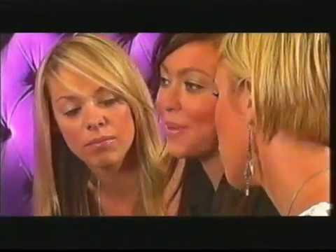 Atomic Kitten - Interview about Ladies Night @ RTL II News