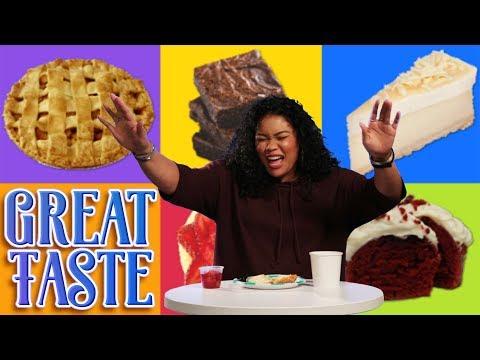 The Best Dessert | Great Taste