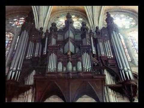 Pipe Organ Chartres