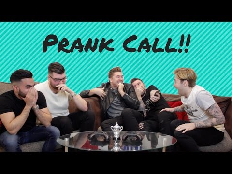 PRANK CALL with MIKEY PEARCE