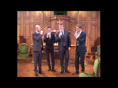 ChristAll Quartet Concert Live la AZS Grenelle