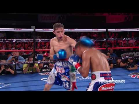 Roman Gonzalez vs. Carlos Cuadras: WCB Highlights (HBO Boxing)