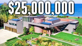 Inside a Massive $25 Million E…