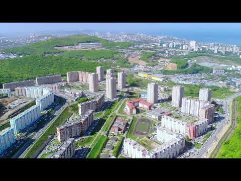 Снеговая Падь, ул. Адмирала Горшкова, Владивосток. Готовое и в процессе строительства, обзор.