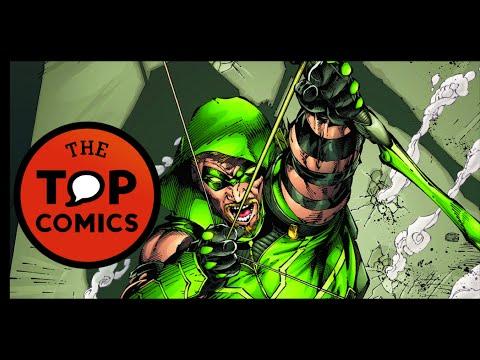 7 cosas que debes saber de Green Arrow