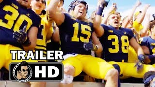 ALL OR NOTHING: THE MICHIGAN WOLVERINES Official Trailer (HD) Amazon Football Docuseries