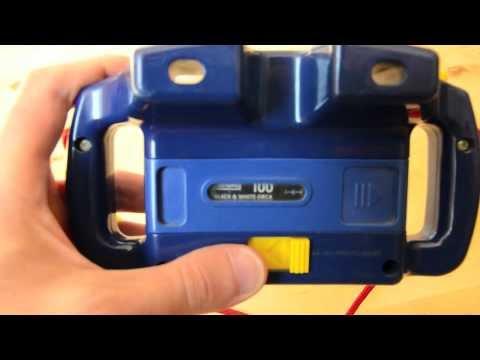 FisherPrice 110 Camera - Loading Film