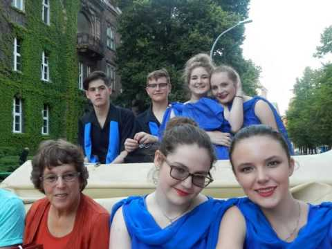 KZN Youth Choir Poland 2015 Szczecin