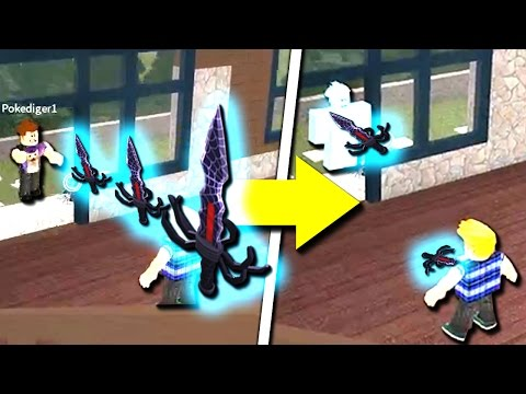 HOW TO TIME YOUR KNIVES PERFECTLY in ROBLOX ASSASSIN