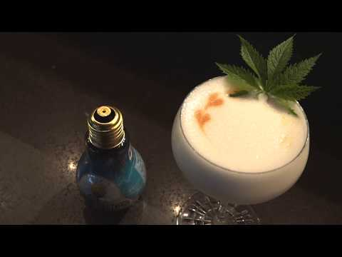 Pisco Sour & Cuzco Leaves Cocktail | Chotto Matte London
