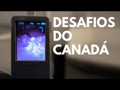 TALVEZ O MAIOR DESAFIO DE VIVER NO CANADÁ