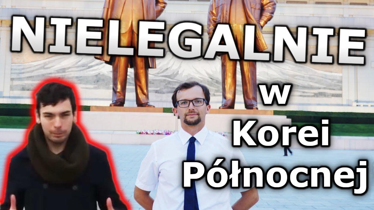"""Jak NIE jeździć do Korei Północnej – reakcja na film """"Illegally entering North Korea"""""""