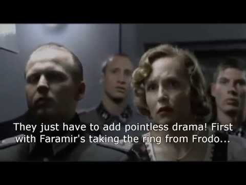 Hitler Reacts to the Hobbit Movies