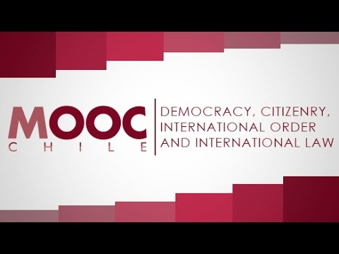 "Introduction to Human Rights | Lesson 3: ""Democracy, Citizenry, International Order and Law"""