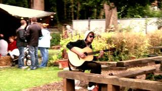 "Aaron Shanley / ""I Really Really Wish You Were Here"" / Hilden Festival 2011"