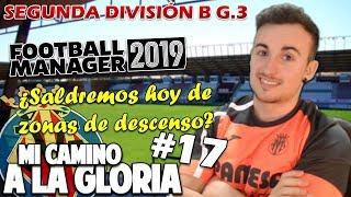 Saldremos hoy del DESCENSO ? | Villarreal B | Mi Camino a la Gloria #17 TEMP. 2 | FM 2019 ESPAÑOL