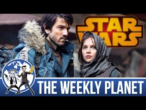 Rogue One Spoiler Review - The Weekly Planet Podcast
