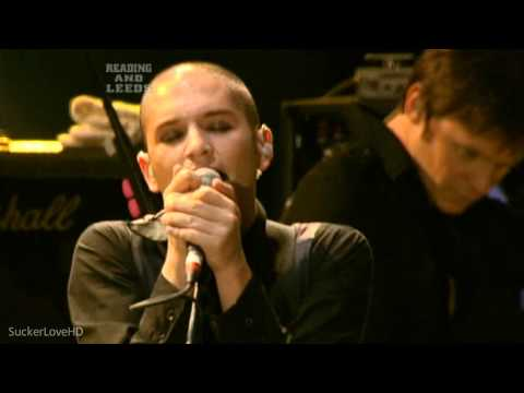 Placebo - The Bitter End [Reading Festival 2006] HD