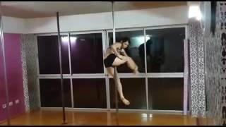 Apocalyptica - I Don't Care - coreo pole dance