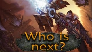 Who Is Next? - Jayce