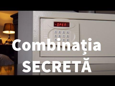 Cum să deschizi un seif de hotel fără cod sau cheie