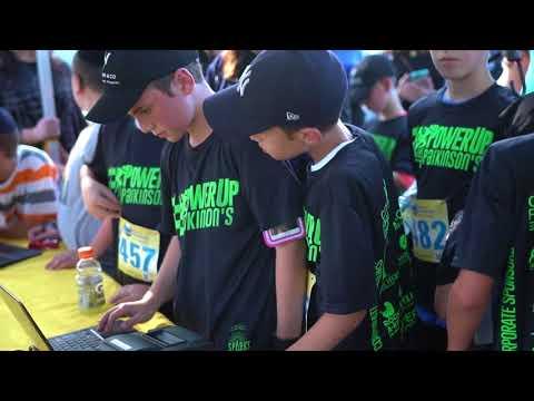 Power up 4 Parkinsons 1st Annual Marathon 2017