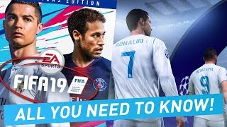 EVERYTHING YOU NEED TO KNOW ABOUT THE CHAMPIONS LEAGUE ON FIFA 19!!!