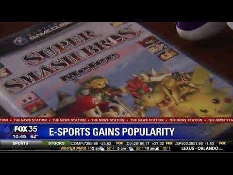 Super Smash Bros. Melee on FOX News