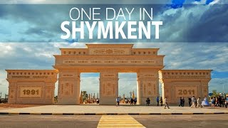 One day in Shymkent, Kazakhstan | Один день в Шымкенте, Казахстан