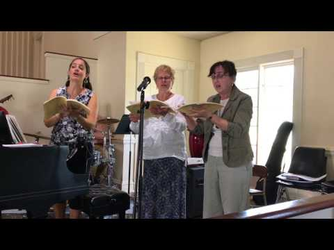 """""""Lift Thine Eyes"""" at Disciples Christian Church on July 30, 2017"""