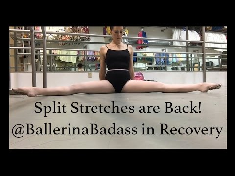 split stretches are back mcl recovery update with