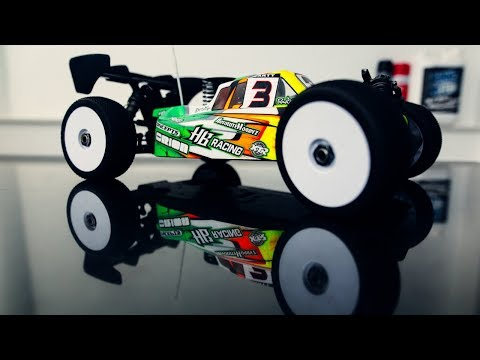 NEW FEATURES OF THE HB RACING V2 LINE OF CARS | PRO TIPS BY DAVID RONNEFALK