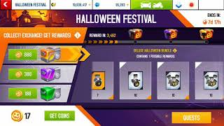 Opening the Deluxe Halloween Bundle Box - 888 coins - It's Craptastic!!