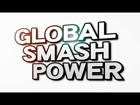 Global Smash Power! / New Online Ranking System for SSB4!