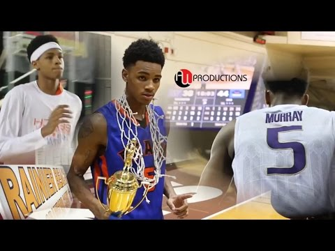 The Dejounte Murray ULTIMATE HS/College Mixtape