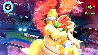 愛喝咖啡 任天堂 Switch 瑪利歐 網球 中文版 DEMO 試玩版遊玩 Nintendo
