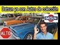 DATSUN los autos económicos de los 70s AHORA SON DE COLECCIÓN autos usados nissan autodinamico
