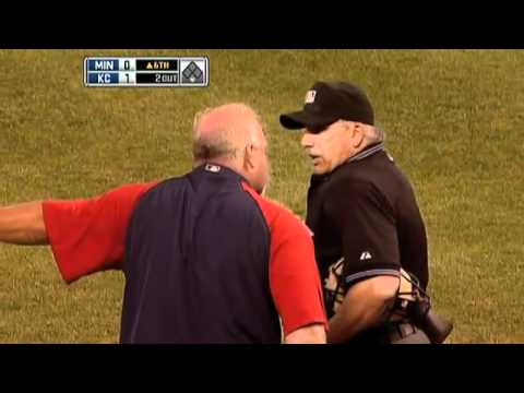 2009/06/29 Gardenhire's ejection