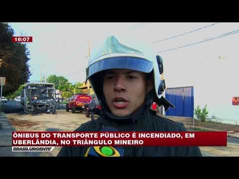 BRASIL URGENTE MINAS 20/04/2018