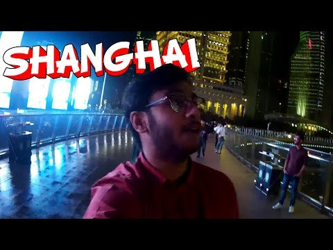 A DAY OUT IN SHANGHAI | RAWKNEE VLOGS